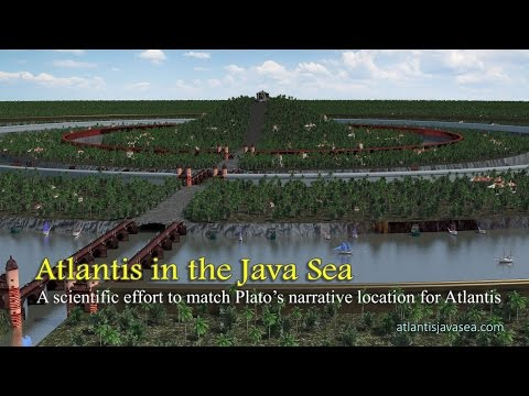 Atlantis in the Java Sea