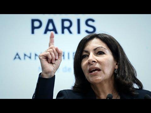 الاشتراكية آن هيدالغو تحتفظ برئاسة بلدية باريس بفوزها أمام اليمينية رشيدة داتي بنسبة 50,2 بالمئة  - 22:59-2020 / 6 / 28