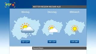 RTF.1-Wetter 04.07.2020