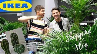 SHOPPING IN IKEA! | IKEA VLOG UK 2018 with Luke Catleugh