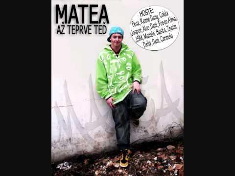 Matea-Píšu co žiju