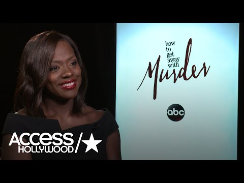 Viola Davis & Husband Julius Tennon On His 'How To Get Away With Murder' GuestStar Role