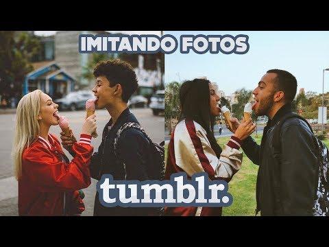 IMITANDO FOTOS TUMBLR DE CASAL! (ft. Dani Diz)