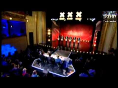 DK Talent 2010 [Audition] De trommende gardister