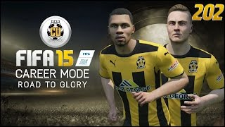 FIFA 15 | Career Mode RTG Ep202 - HOWAY THE LADS!!