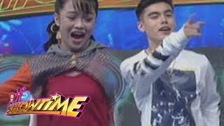 "Video It's Showtime: Bailey and AC dance to ""Taga Saan Ka"" Challenge download MP3, 3GP, MP4, WEBM, AVI, FLV Agustus 2018"