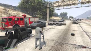 GTA BIGGEST EXPLOSION EVER