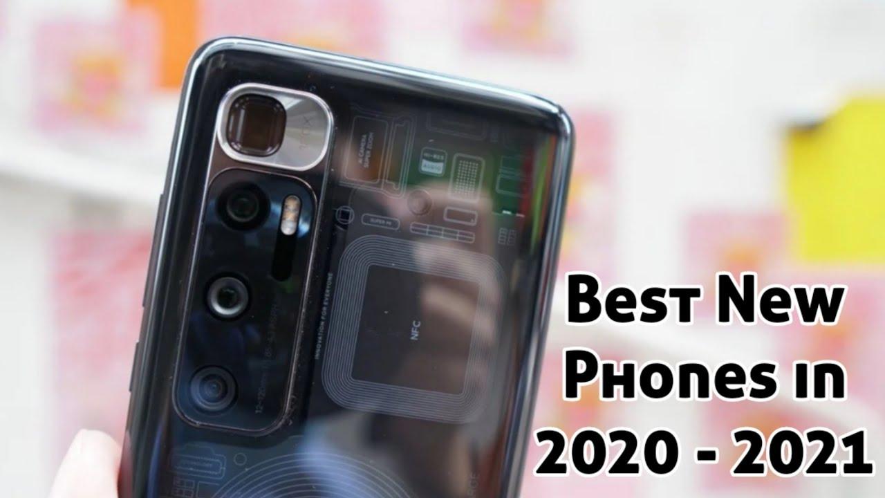 Best New Phones 2021 Best New Phones to buy in 2020   2021   YouTube