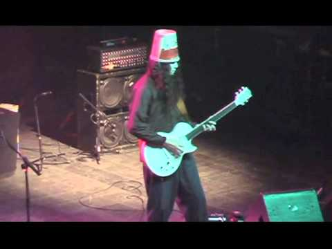 C2b3 Insane Buckethead Guitar Solo