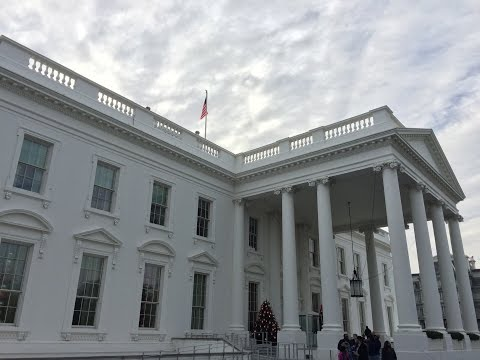 INSIDE THE WHITE HOUSE OBAMA & TRUMP