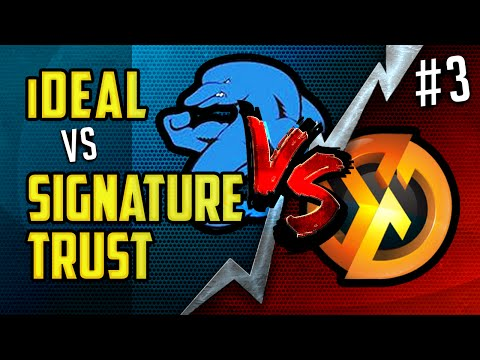 Signature.Trust vs. iDEAL Gigabyte - SL i–League (BO3) - Game 3 - Full Game - Dota 2 2015