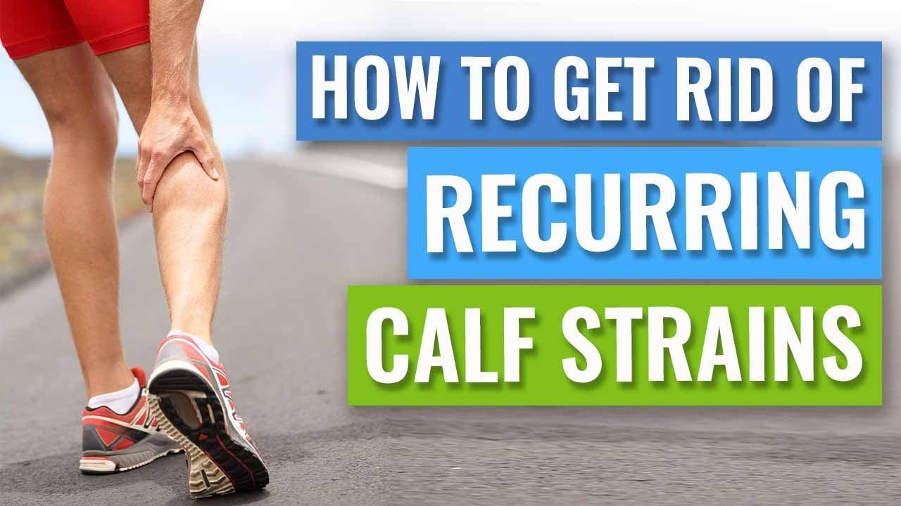 Calf Muscle Strain Treatment - YouTube