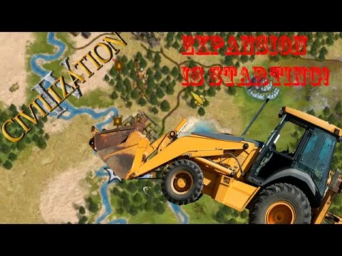 TIME TO GET SERIOUS! -  Sid Meiers Civilization 4 #8   