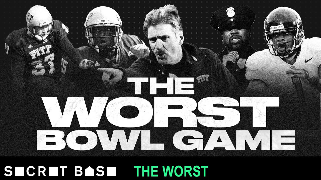 Pitt and Oregon State gave us the worst bowl game ever played  e28d06418