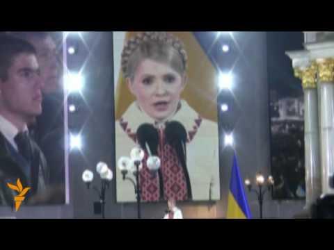 Campaigning For Ukraine's Next President (Radio Free Europe / Radio Liberty)