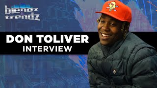Don Toliver Talks Going On His Own Tour This Year, Quavo Collab, His Dad Being A Musician + More