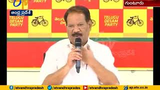 Minister Nakka Ananda Babu Slams BJP leaders