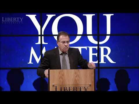 (Pt. 1) Horst Schulze at You Matter Event at Liberty University