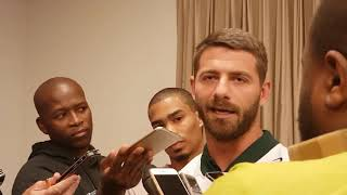 Northern Hemisphere rugby made me a better player - Willie le Roux