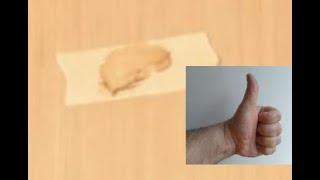 # 79 Szpachlowanie-trik oraz Wyciąganie wgnieceń w fornirze i drewnie.
