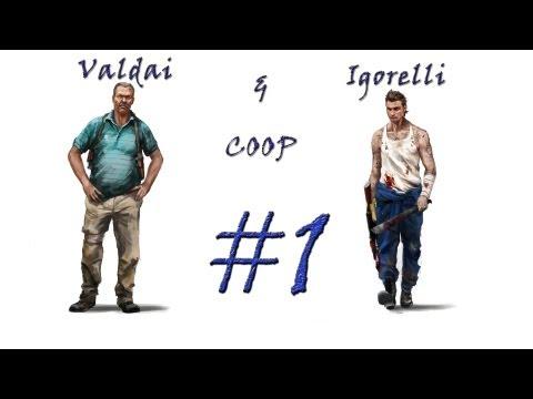 Смотреть прохождение игры [Coop] Far Cry 3. Серия 1 - Остров пиратов.