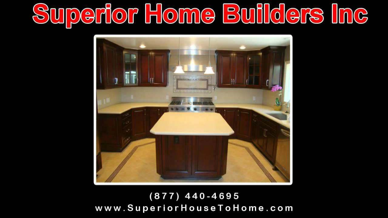 Kitchen Remodeling Pasadena, CA (877) 440 4695 | Superior Home Builders Inc