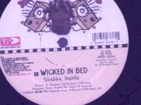 Shabba Ranks - Wicked In Bed (Screwed & Chopped)