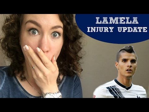 LAMELA INJURY UPDATE - HE'S OUT FOR THE REST OF THE SEASON