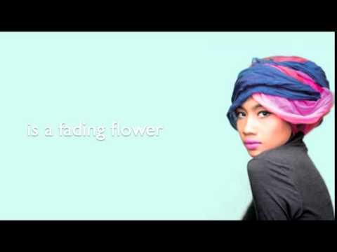 Fading Flower  Yuna Lyrics BEST SONG