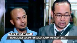 Daftar Saksi yang Sudah Dihadirkan di Sidang Ahok | KOMPASTV