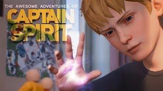 САМАЯ МОГУЩЕСТВЕННАЯ СИЛА 🙌 The Awesome Adventures of Captain Spirit
