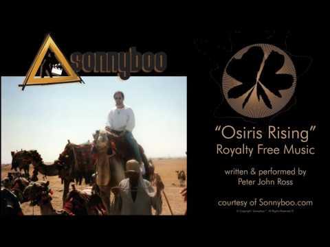 SONNYBOO's Royalty Free Music - Osiris Rising (Egyptian Acoustic Guitar) by Peter John Ross