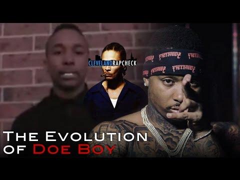 Evolution of Cleveland Rapper Doe Boy #CleRapCheck