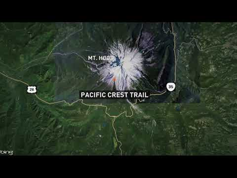 Two women die after fall on Mount Hood trail