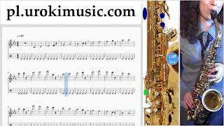 Jak Grać Na Saksofonie (Altowy) Demi Lovato - Tell Me You Love Me Tabulatura Lekcje Część 1