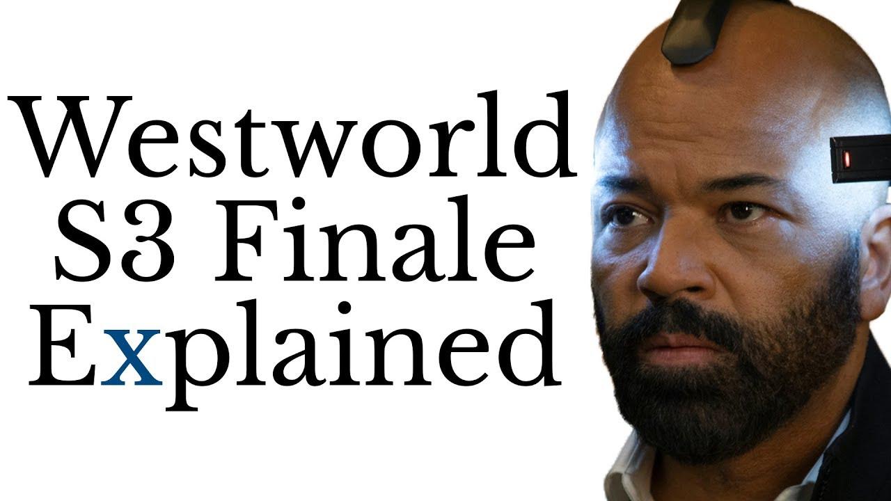 Download Westworld S3E08 Finale Explained