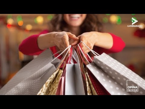 OPINA LUCENA 3: Gastos de Navidad