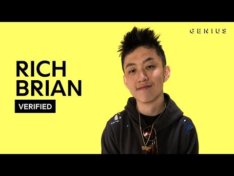 "Rich Brian ""Amen"" Official Lyrics & Meaning 