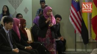 Merdeka Town Hall Session with New Straits Times - Part 1