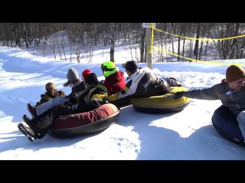 Sault Seal Recreation Area Jan 2017 - Sault Ste Marie, MI