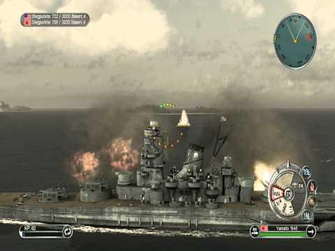 Battlestations Pacific Yamato 1945 Mod