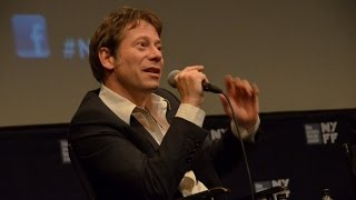 Mathieu Amalric on Wes Anderson