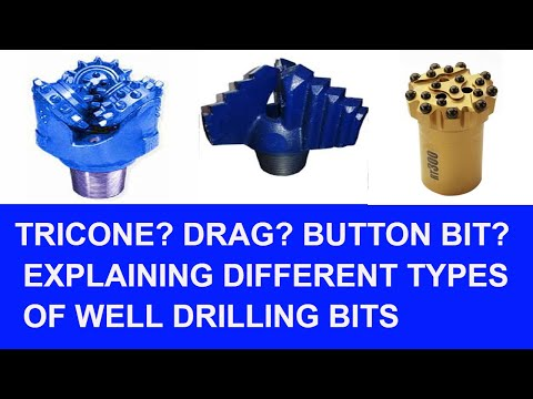 How Is a Well Drilled: Well Drilling With The Right Bit