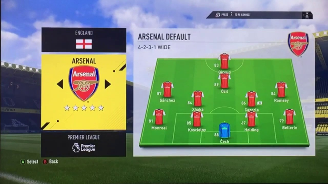 Best formation for a prem team fifa 18 fifa 18 not recognising online pass