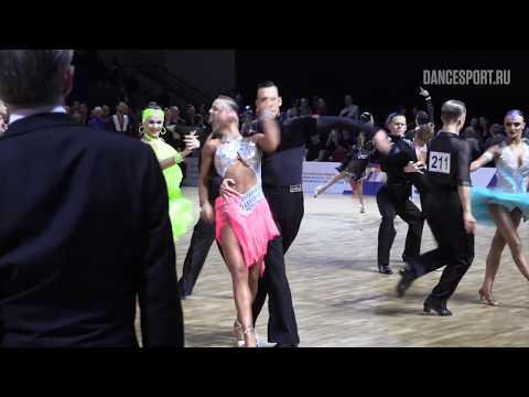 Evgeny Nikolaev - Ekaterina Isakova, Rumba 1/16   2019 FDSARR Championship Amateur Latin
