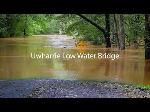 Hurricane Florence Flooding in Asheboro