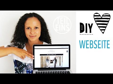 DIY Webseite mit JIMDO einfach selbst machen / Teil 1