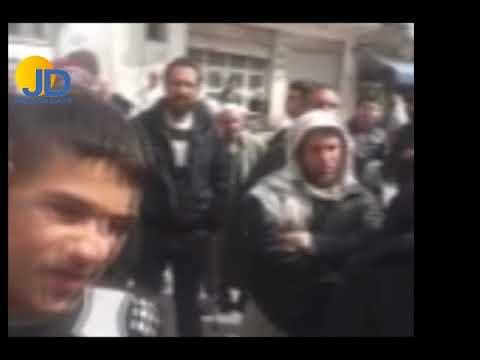 التيار السلفي يعتصم في مخيم الحسين مطالبين الافراج عن معتقلي التيار السلفي 8 3 2013