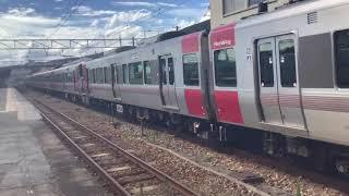 227系 回送 糸崎発車
