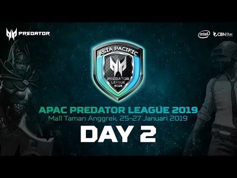 APAC Predator League 2019 Indonesia Final Day 2 @Taman Anggrek Mall
